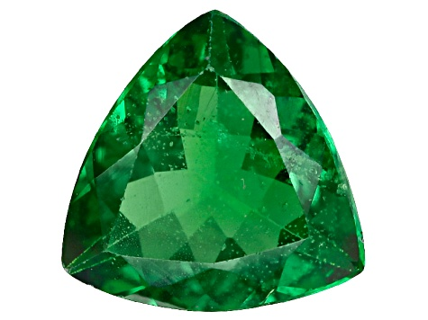 Green Garnet Tsavorite 6.5mm Trillion 1.00ct