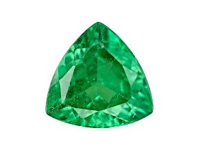 Green Garnet Tsavorite 5.5mm Trillion .50ct