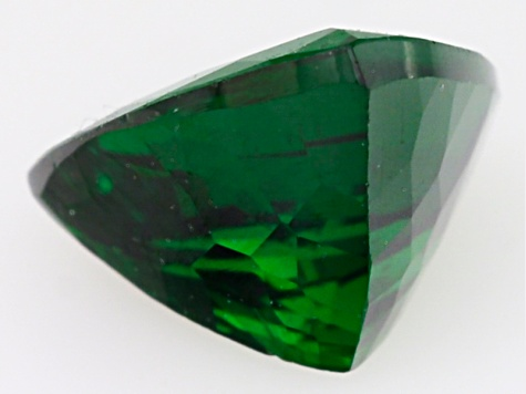Green Garnet Tsavorite 5.5mm Trillion .40ct