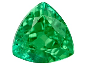 Green Garnet Tsavorite 5mm Trillion .40ct