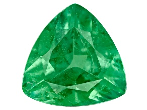 Green Garnet Tsavorite 4.5mm Trillion .25ct