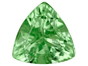 Green Garnet Tsavorite 4.5mm Trillion .25ct