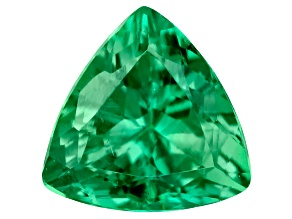 Green Garnet Tsavorite 4.3mm Trillion .25ct