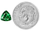 Green Garnet Tsavorite 7mm Trillion 1.50ct