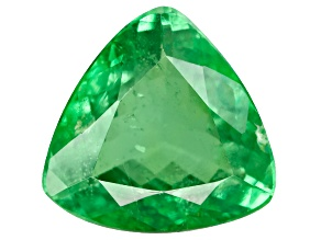 Green Garnet Tsavorite 7.5mm Trillion 1.60ct