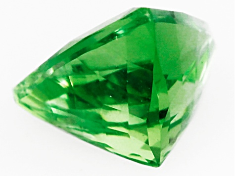Green Garnet Tsavorite 5.5mm Trillion .50ct