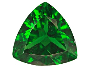 Green Garnet Tsavorite 5mm Trillion .33ct