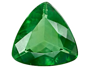 Green Garnet Tsavorite 7.5mm Trillion 1.42ct