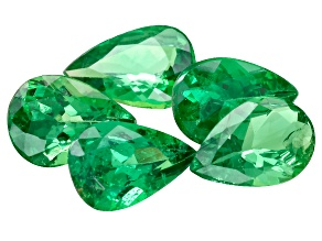 Green Garnet Tsavorite Pear 1.75ct