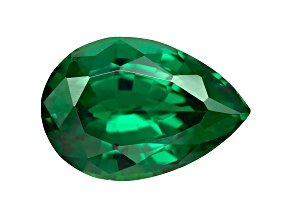 Green Garnet Tsavorite 9.4x6.4mm Pear 1.96ct