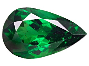 Green Garnet Tsavorite 10.3x6.2mm Pear 1.63ct