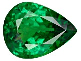 Green Garnet Tsavorite Pear 1.40ct