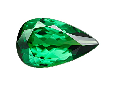 Green Garnet Tsavorite 9.30x5.65mm Pear 1.11ct