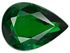 Green Garnet Tsavorite 8.4x6.1mm Pear 1.66ct