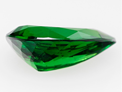 Green Garnet Tsavorite 8.3x6.3mm Pear 1.34ct