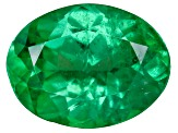 Green Garnet Tsavorite 8x6mm Oval 1.15ct