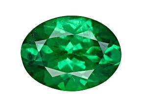 Green Garnet Tsavorite 8x6mm Oval 1.25ct