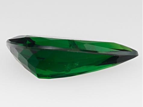 Green Garnet Tsavorite 8.8x5.8mm Pear .95ct