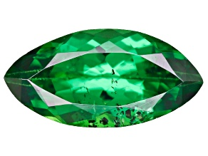 Green Garnet Tsavorite 9.0x4.5mm Marquise .75ct