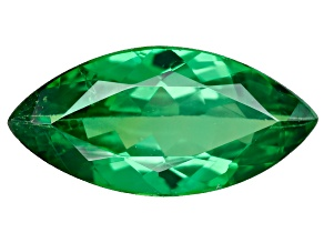 Green Garnet Tsavorite 10x5mm Marquise .85ct