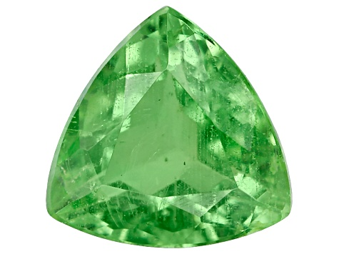 Green Garnet Mint Tsavorite 5mm Trillion .50ct