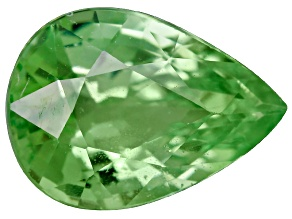 Tsavorite Garnet Pear Shape 1.00ct