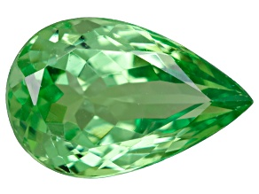 Green Garnet Mint Tsavorite mm Varies Pear Shape 1.25ct