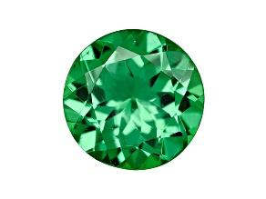 Green Garnet Tsavorite 5mm Round .50ct