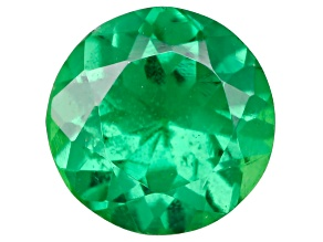 Green Garnet Tsavorite 4.5mm Round .30ct