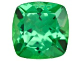 Green Garnet Tsavorite 5mm Cushion .50ct
