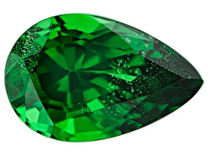 1.13ct Tsavorite Garnet 8x5mm Pear
