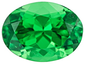 Tsavorite Garnet 7x5mm Oval 1.00ct