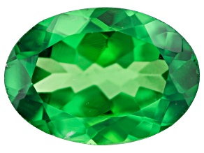 Tsavorite Garnet 7x5mm Oval 0.75ct
