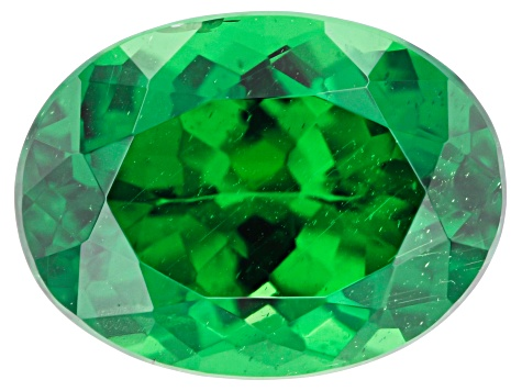 Tsavorite Garnet 8x6mm Oval 1.40ct
