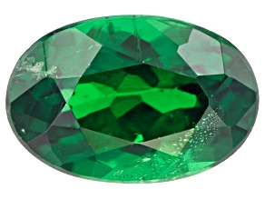 Tsavorite Garnet 6x4mm Oval 0.50ct