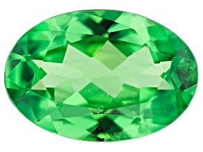 Tsavorite Garnet 6.5x4.5mm Oval 0.50ct