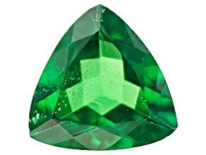 Tsavorite Garnet 5.5x5.5mm trillion 0.50ct