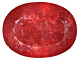 Rhodonite 20x15mm Oval 28.21ct