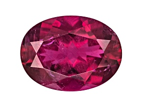 Rubellite Tourmaline 8x6mm Oval 1.10ct