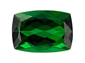 Green Tourmaline 13.4x9.4mm Rectangular Cushion 6.46ct