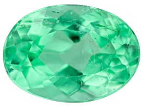 Paraiba Tourmaline 0.96ct 7.1x5.1mm Oval