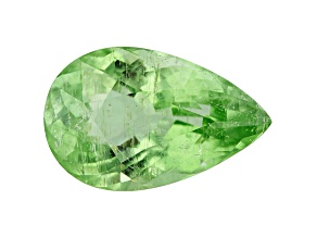 7.44ct Cuprian Tourmaline 16.4x10.4mm Pear
