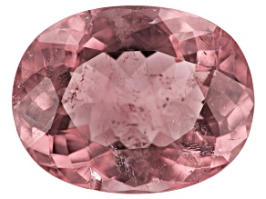 Pink Tourmaline 16.1x12.6mm Oval 9.73ct