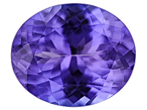 Tanzanite 3.95ct 11.6x9.6mm Oval