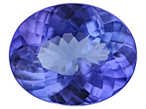 Tanzanite 2.96ct 11x9mm Oval