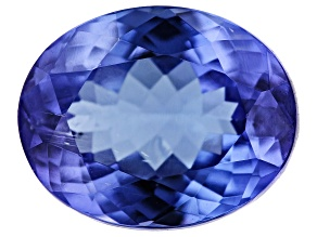 Tanzanite 3.28ct 10x8mm Oval