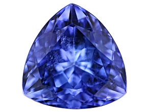 Tanzanite 2.49ct 9mm Triangle