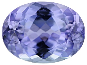 Tanzanite 4.81ct 12.5x9.3mm Oval