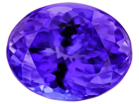 Tanzanite 3.47ct 10x8mm Oval