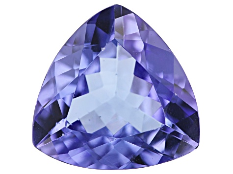 Tanzanite 10mm Trillion 2.97ct